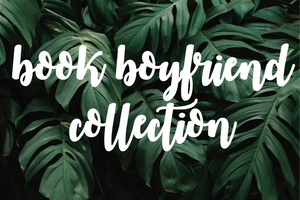 book boyfriend collection - PREORDER