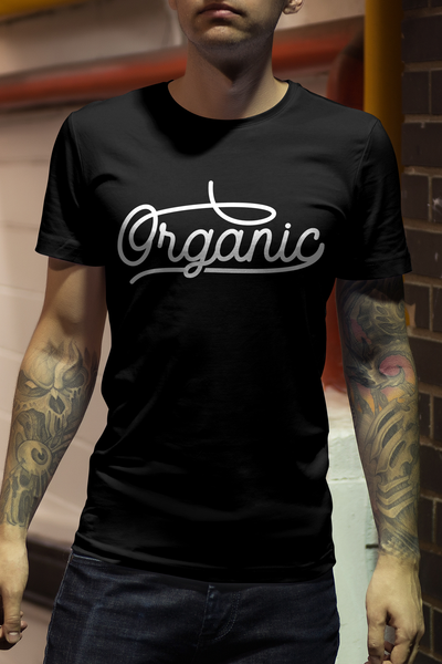 Organic - Unisex Sustainable Eco Tee
