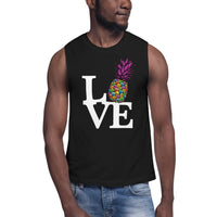 LOVE - Men's Muscle Shirt