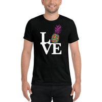 LOVE - Men's Tri-Blend Tee