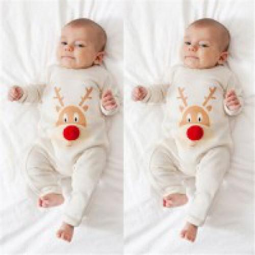Mom And Baby Set Nightwear