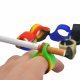 Ring Finger Cigarette Holder