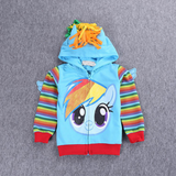 Kids Long Sleeve Hoodies