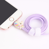 Rainbow Colored USB Cable