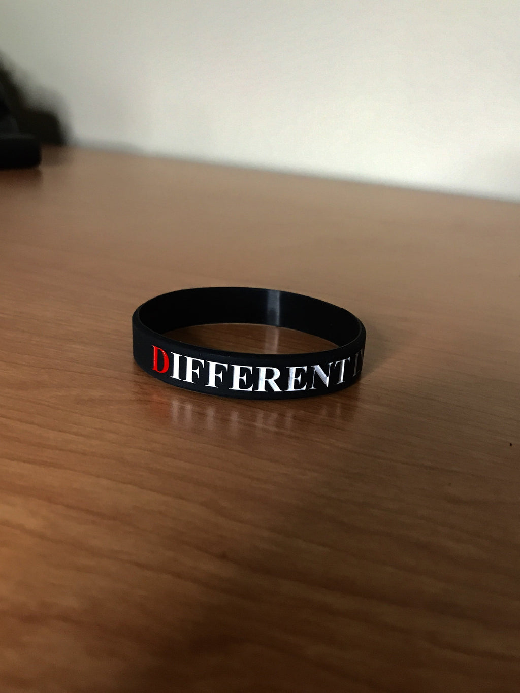 Expression Wristband - Different Intentions