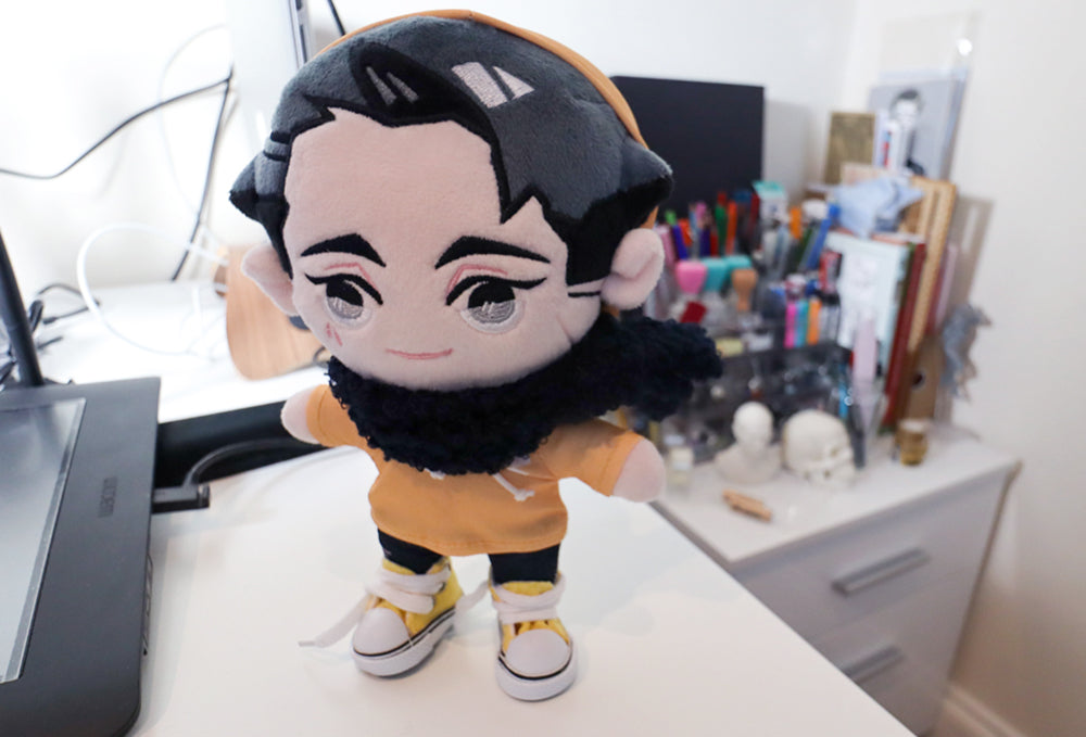Kie Plushie: Pre-Order Update (please read)