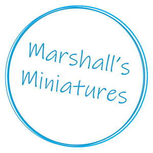 Marshall's Miniatures Gift Card