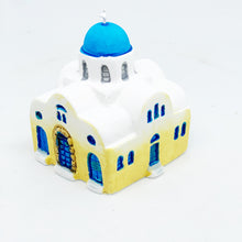 Load image into Gallery viewer, Church from Santorini, Greece