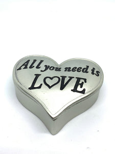 All you need is love container