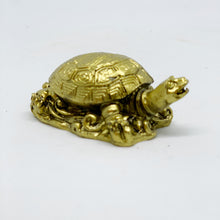 Load image into Gallery viewer, Turtle - brass color