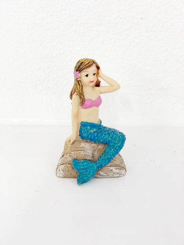 Sitting Mermaid