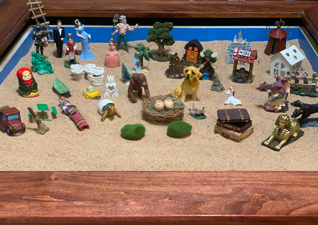 Sandtray Miniature Supplemental Set