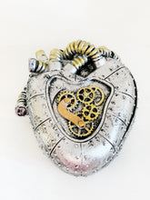 Load image into Gallery viewer, Steampunk Heart Container