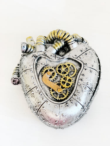 Steampunk Heart Container