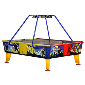 Four Monsters Coin Operated Air Hockey Table