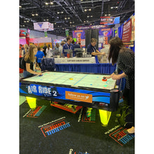 Load image into Gallery viewer, Barron Games Air Hockey Table Air Ride
