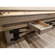 Load image into Gallery viewer, Champion Rustic Shuffleboard Table
