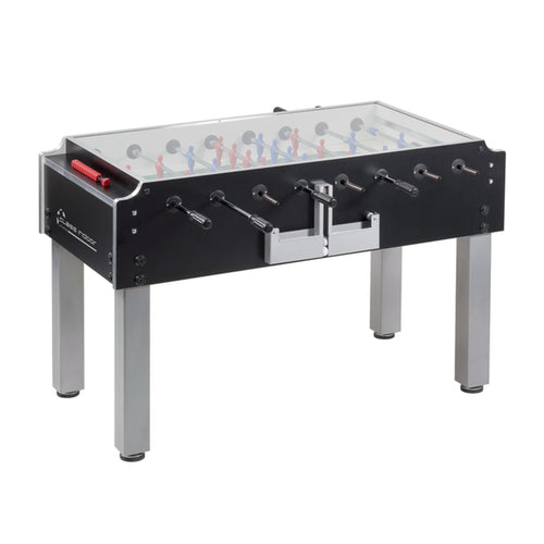 Garlando Class Foosball Table with Glass Top
