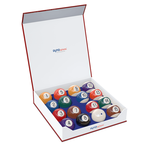 Dynasphere Gold Pool Ball Set 572
