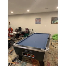 Load image into Gallery viewer, Valley Panther Commercial Pool Table (Black Cat Finish)