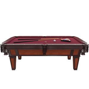Fat Cat 7' Reno Billiard Table W/Play Pkg