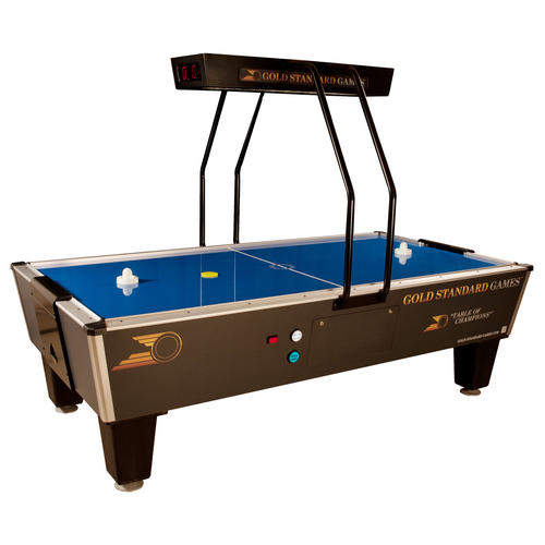 Gold Standard Games Tournament Pro Elite Air Hockey Table 8'