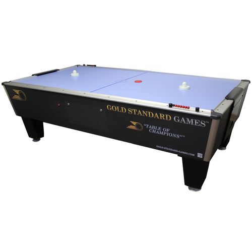 Gold Standard Games Tournament Ice Air Hockey Table 8'