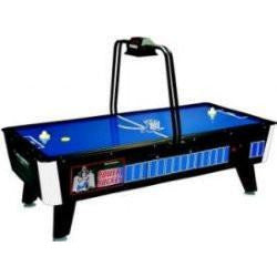 Great American Power Hockey Table with Overhead Electronic Scoring