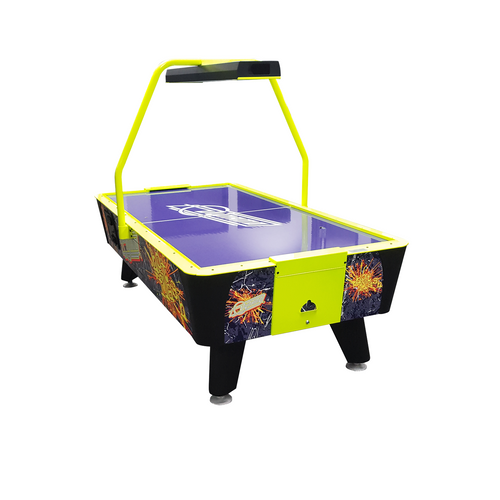 Dynamo Hot Flash II Commercial Coin Air Hockey Table