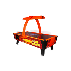 Dynamo Fire Storm Commercial Coin Air Hockey Table