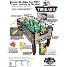 Load image into Gallery viewer, Tornado T3000 Foosball Table Parts