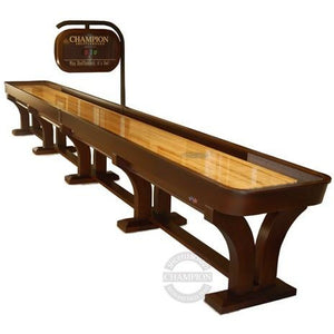 Champion Venetian Shuffleboard Table