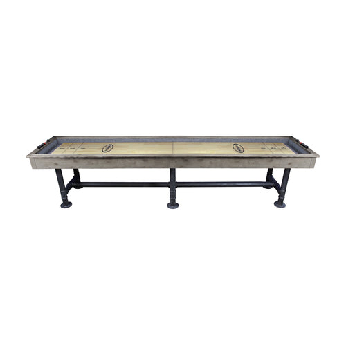 Bedford 9-FT. Shuffleboard Table; Silver Mist by Imperial