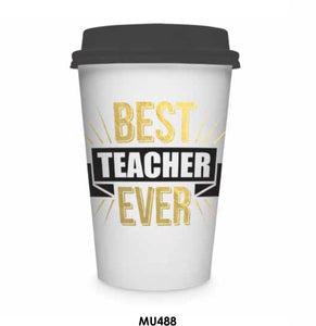 BEST TEACHER  EVER MU488 $16.95