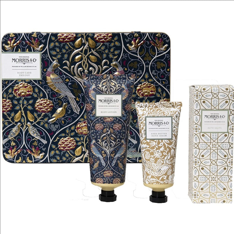 Iris & Cardamom Body Care Trilogy