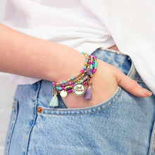 Load image into Gallery viewer, Soul Dreamer Charm Bracelet Stack