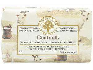 Goatsmilk Soap Bar 200g