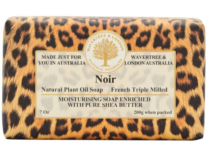 Noir Soap Bar 200g