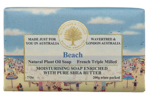 Beach Soap Bar 200g