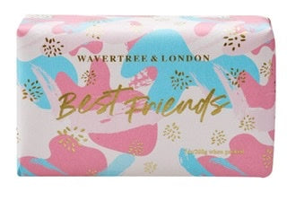 Best Friends Soap Bar - Pink Peony Fragrance 200g
