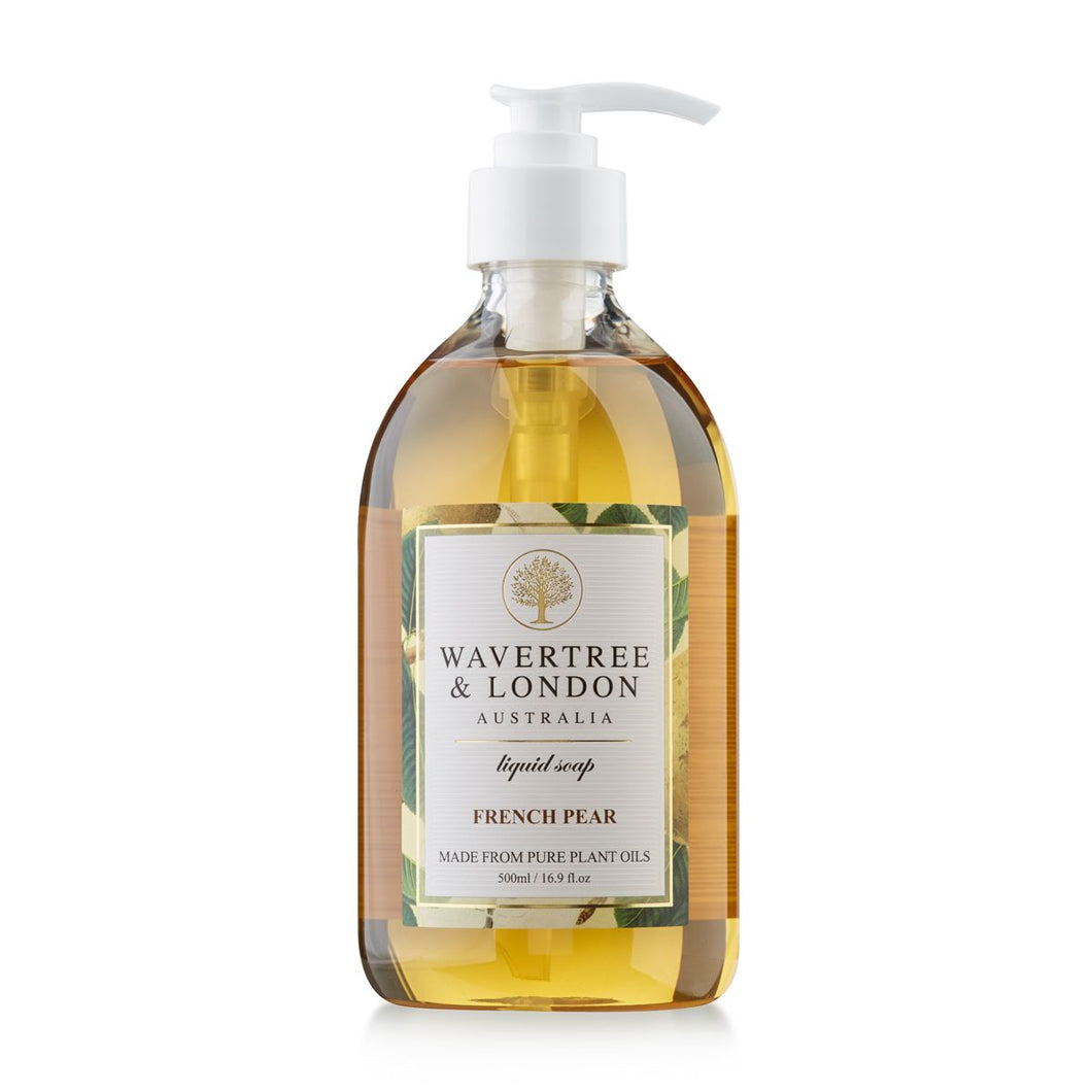 French Pear Liquid Soap