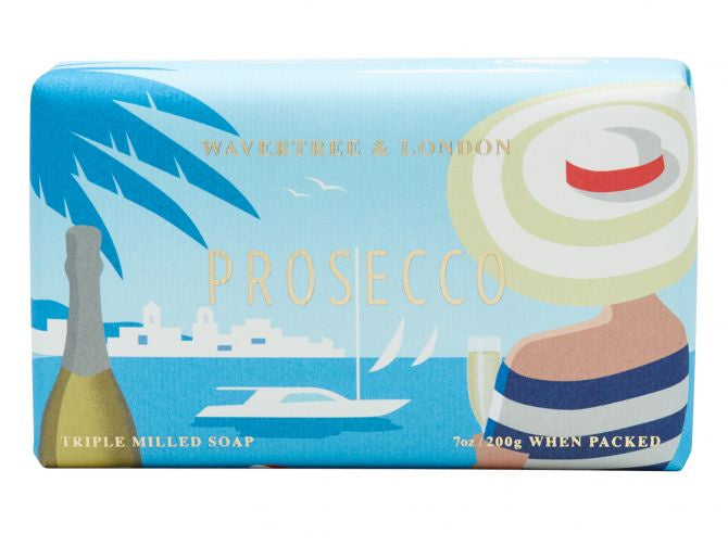 Prosecco Soap Bar 200g