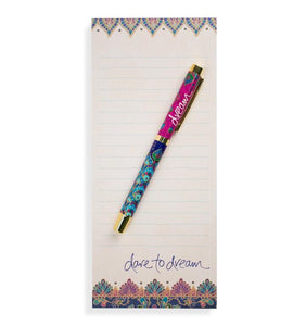 Dare to Dream 'Hippie Couture' Shopping List Set