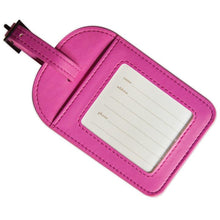 Load image into Gallery viewer, Miami Pink Luggage Tag
