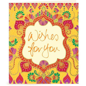 Wishes for You Gift Tag