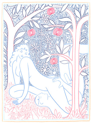 Studio Open Editions - Lovers Garden Series