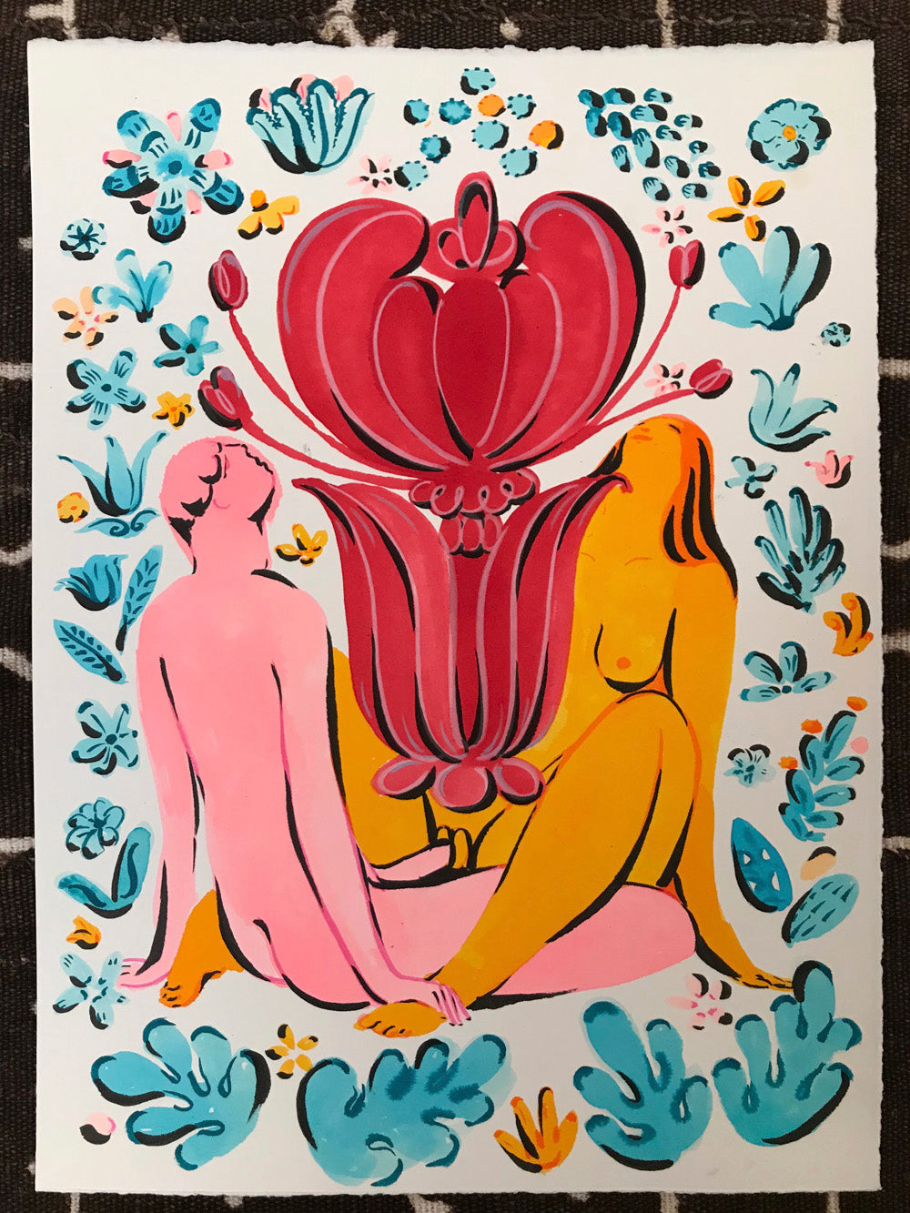Love Magic - Original Art