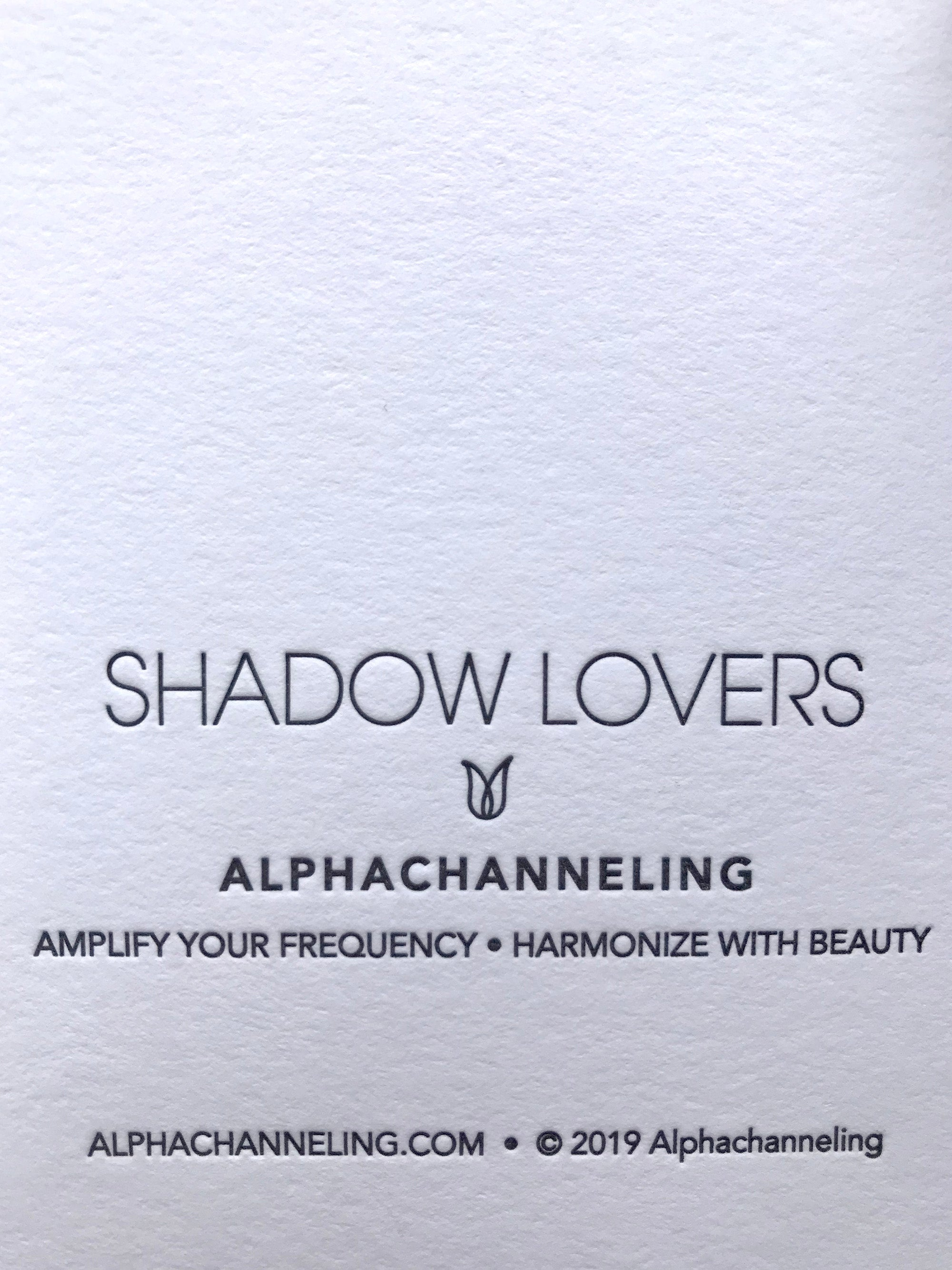 SHADOW LOVERS BOXED SET