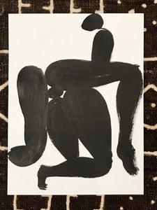 Original Art- Shadow Lovers-7