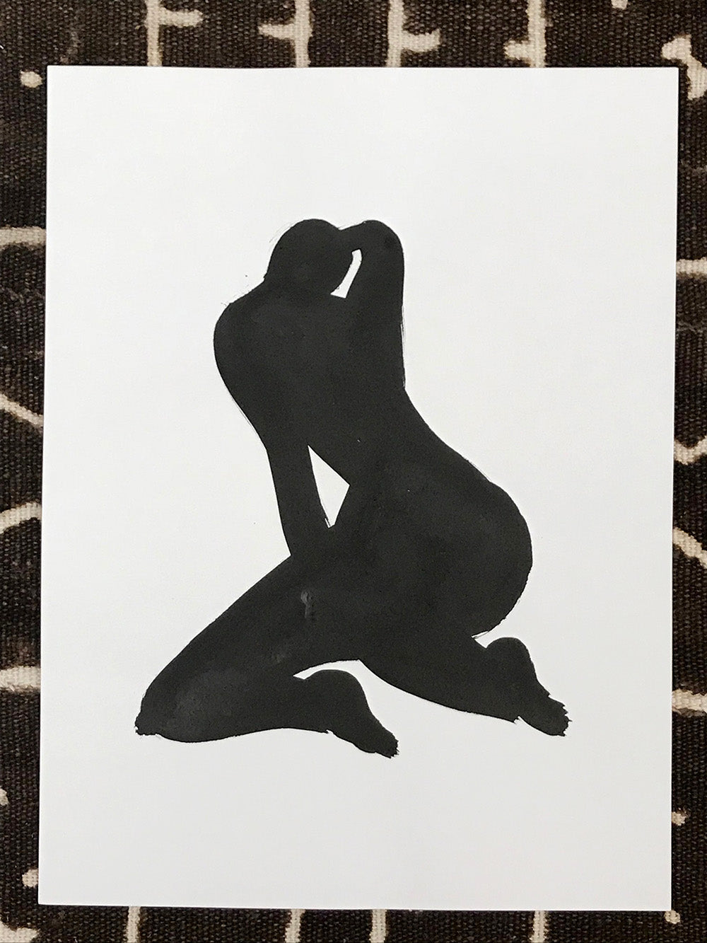 Original Art- Shadow Lovers-6